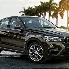Review All New BMW X6 2015: Sang Pencuri Perhatian Masyarakat Urban