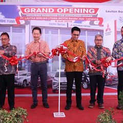 Mitsubishi Motors Resmikan Dealer Ke-117 di Indonesia