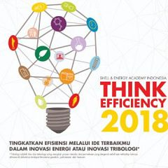 Shell Umumkan Enam Finalis Shell Think Efficiency 2018