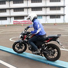 Pelopor Safety Riding, Wahana Siap Taklukkan Kompetisi Safety Riding Nasional