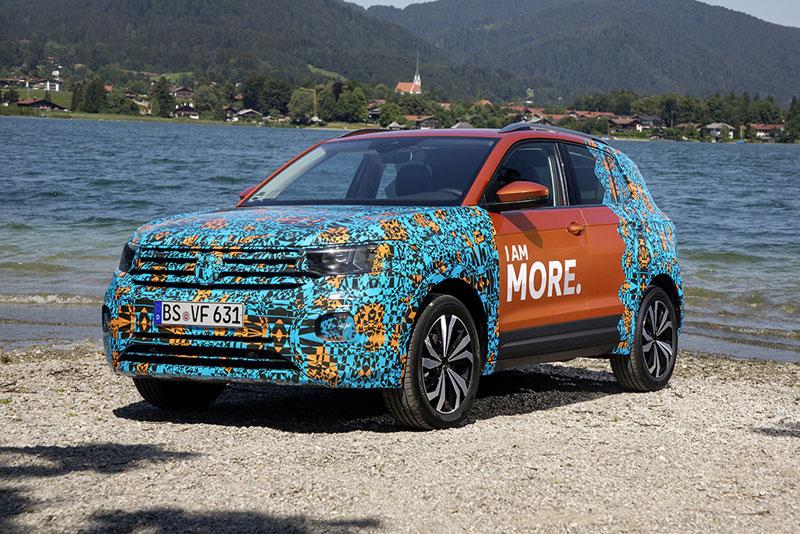 VW T-Cross Diproduksi Akhir 2018