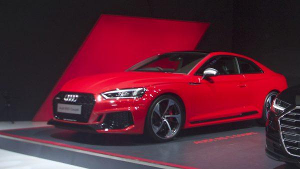 Terinspirasi Dari Mobil Terdahulu, Audi RS 5 Coupe Tampil Agresif