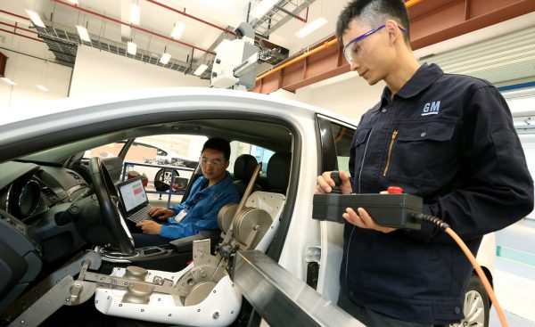 Teknologi Berikut Membuat Kenyamanan Pada Kursi Chevrolet Trailblazer