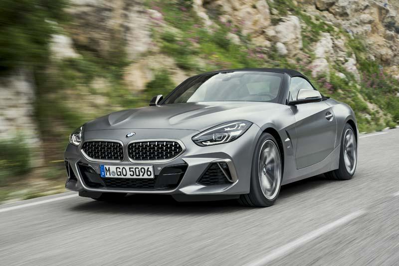 New BMW Z4 Masuk Garasi Pemesannya Awal Maret 2019