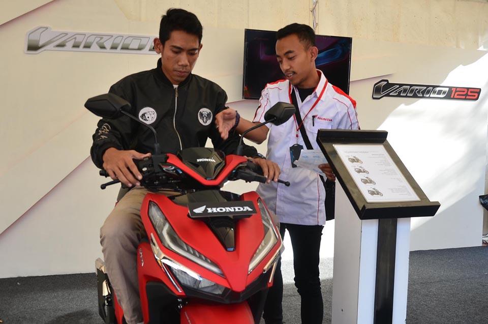 Honda Matic Premium Day 2018 Hadir di 5 Kota di Jawa Barat