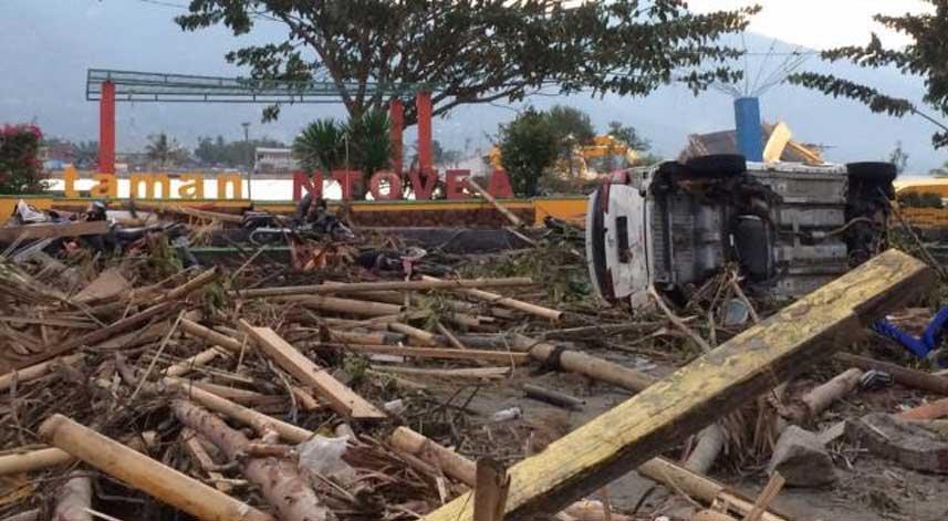 Mobil Rusak Karena Gempa dan Sunami Palu Bisa Klaim Asuransi