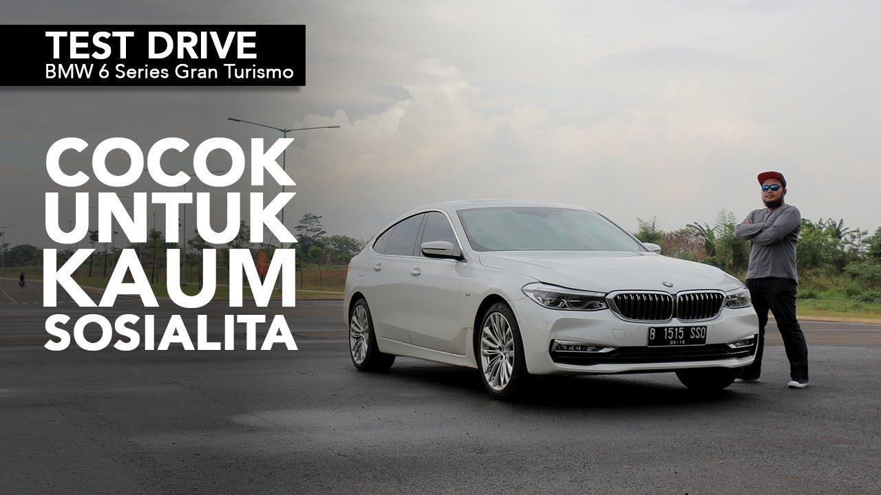 Test Drive BMW 6 Series GT, Sang Penggoda Kaum Hawa