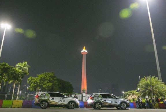 Rombongan Jelajah Nusantara CR-V Masuki Pulau Jawa
