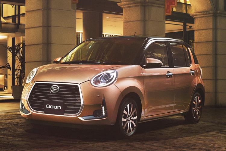 New Daihatsu Sirion Tampil Lebih Manis