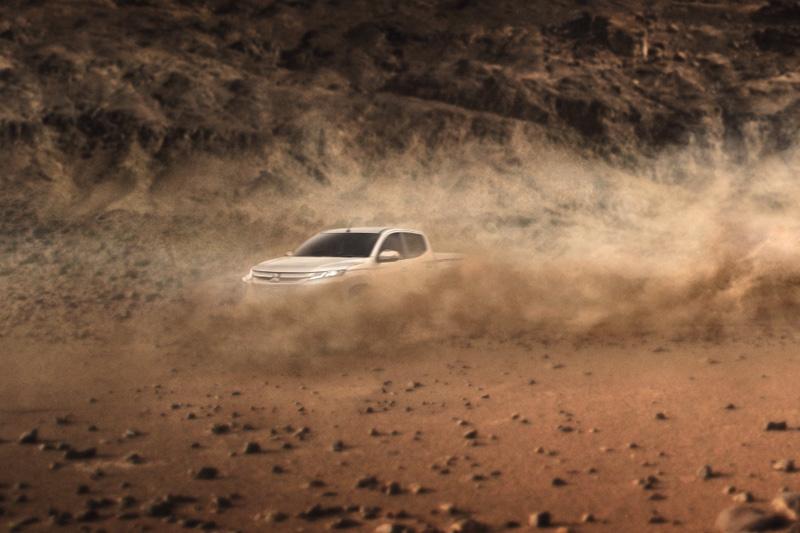 All-new Mitsubishi Triton 2019 Sebentar Lagi Melesat