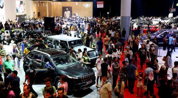 Beragam Line-up Mobil Terbaru Akan Hadir di IIMS Surabaya 2018