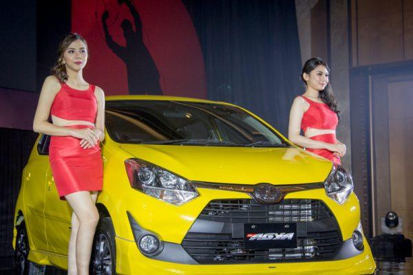 Cerita Sukses Toyota Agya