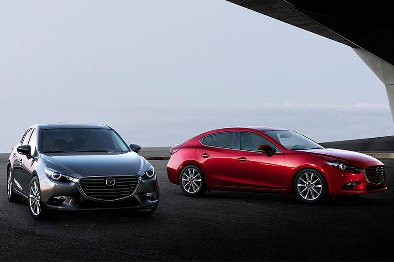 Mazda3 Semakin Kokoh, namun Tetap Ringan