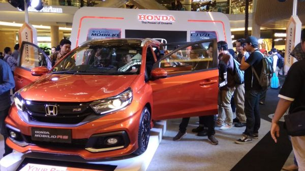 Honda Luncurkan New Mobilio, Harga Tetap