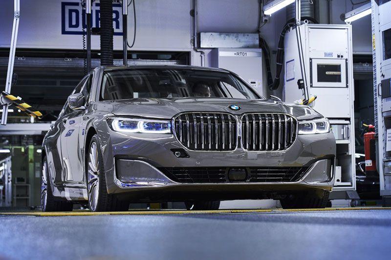 Mau Beli BMW 7 Series Sekarang? Tunggu Versi Barunya Saja