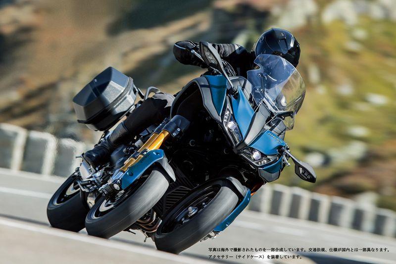 Yamaha Niken GT Lebih Enak Buat Diajak Touring