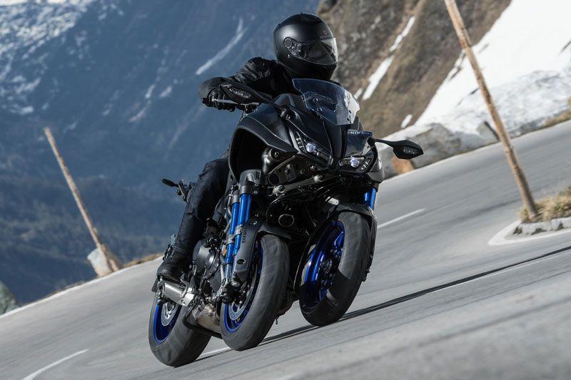 Desain Yamaha NIKEN Terbaik di 2019