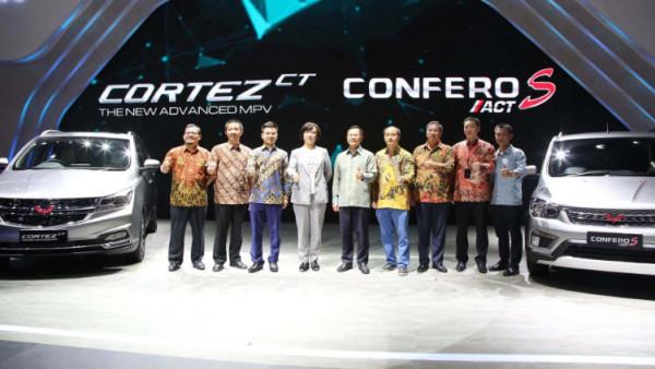 Wuling Berikan Promo Menarik Selama Telkomsel IIMS 2019