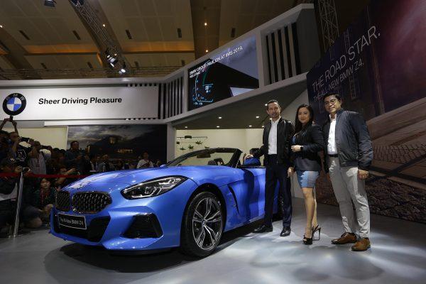 BMW Cetak Penjualan Tinggi di IIMS 2019