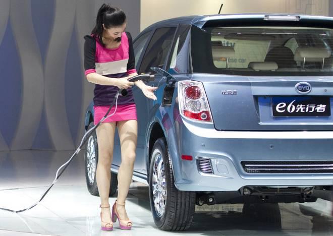 Mobil China yang Akan Masuk Indonesia Dikenal dengan Kendaraan Listriknya