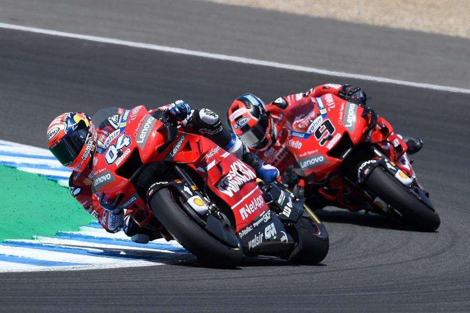 Jelang MotoGP Le Mans, Duo Ducati Makin Semangat Pakai Livery Baru