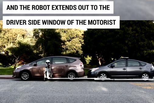 Police Bot Bisa Ngomong Ke Pelanggar Lalulintas
