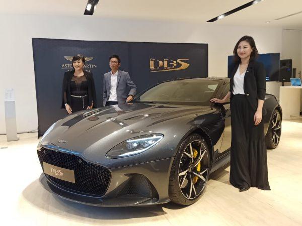 Aston Martin DBS Superleggera Hadir dengan Mesin Lebih Buas