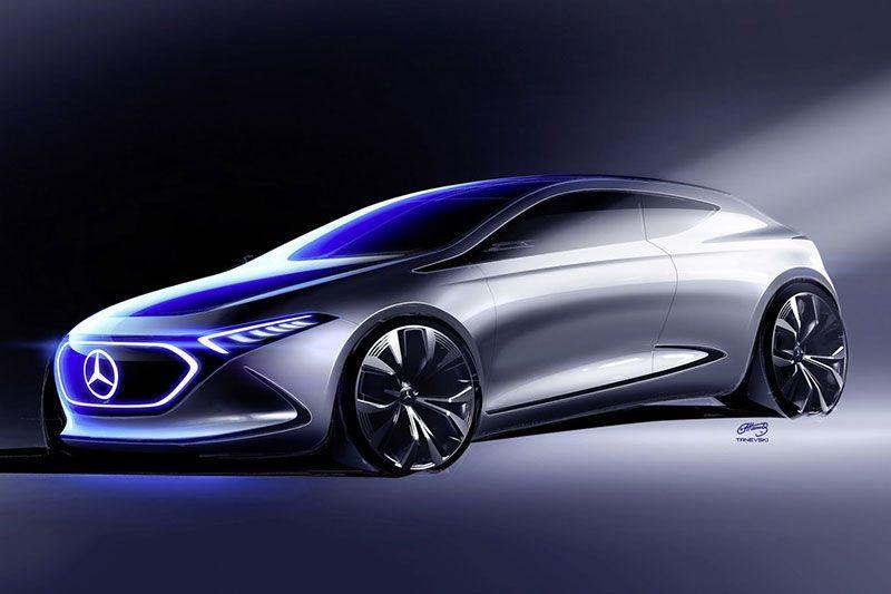 Mercedes Siapkan Pesaing Tesla Model S di 2022