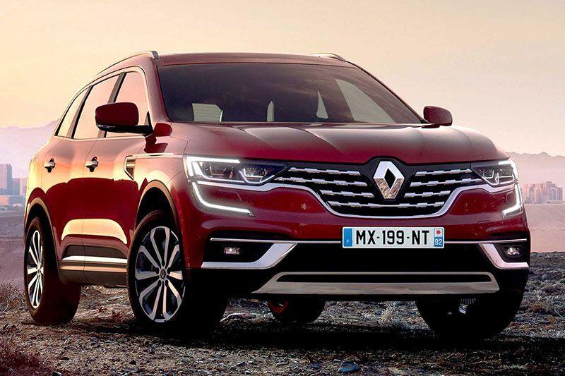 Renault Koleos Termurah Mulai Dijual Bulan Depan