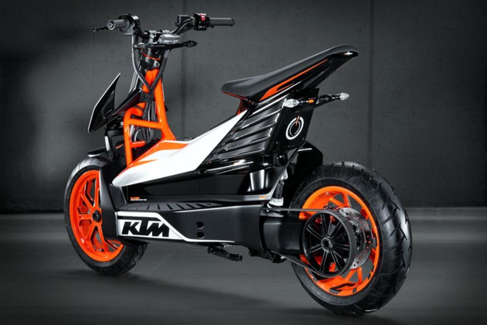 Kolaborasi KTM-Bajaj Bakal Buat Motor Listrik
