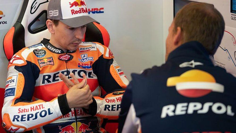 Lorenzo Dapat Pencerahan Jelang MotoGP Catalunya