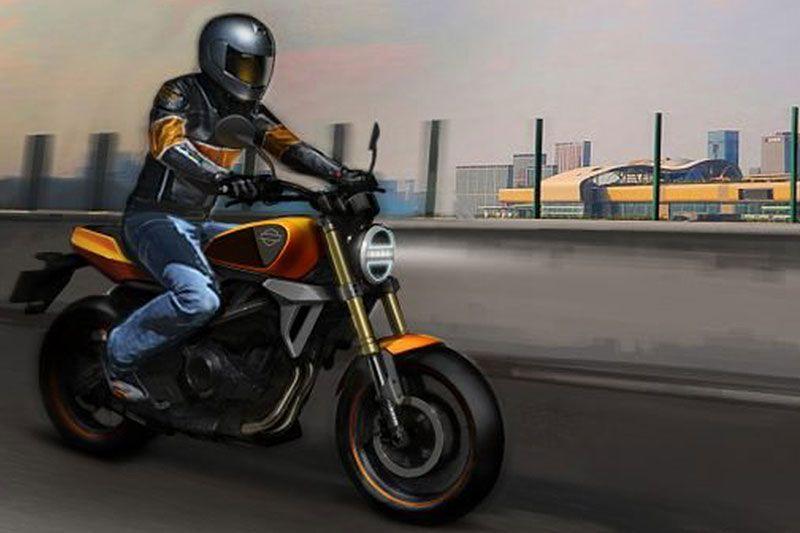 Harley-Davidson 338 cc Buatan China