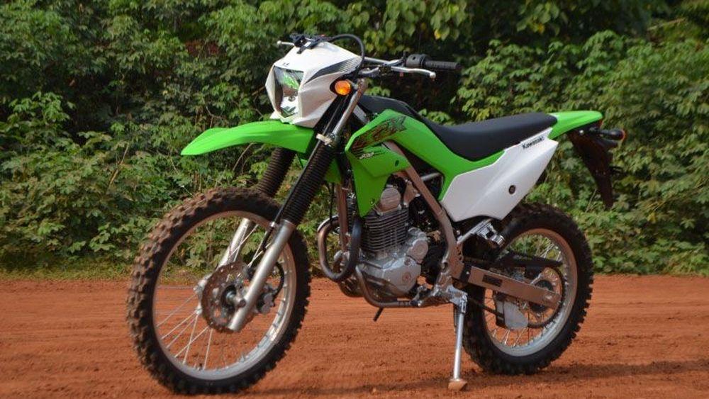 Test Ride Kawasaki KLX 230 2019