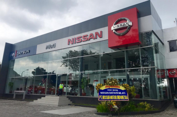 Dealer Nissan Datsun Mlati Kini Terapkan NRC