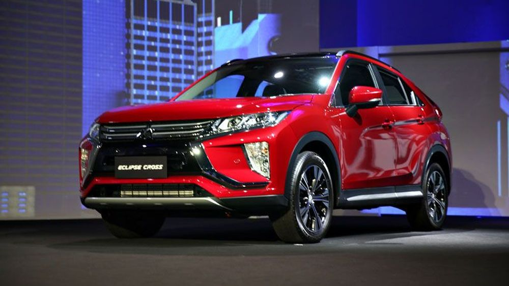 Eclipse Cross Sinyal Kehadiran New Outlander Sport