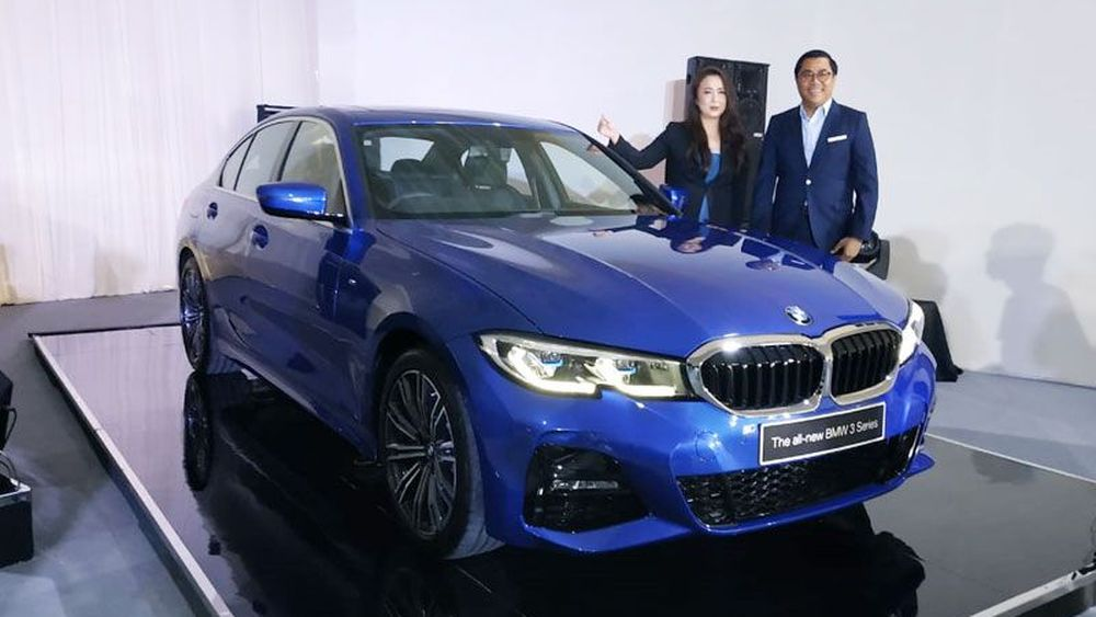 All-new BMW 3 Series akan Pamer Teknologi di GIIAS 2019