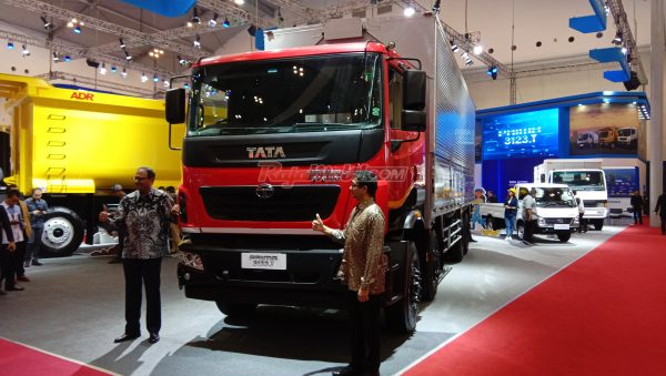 Tata Motors Luncurkan Truk Baru Di GIIAS 2019