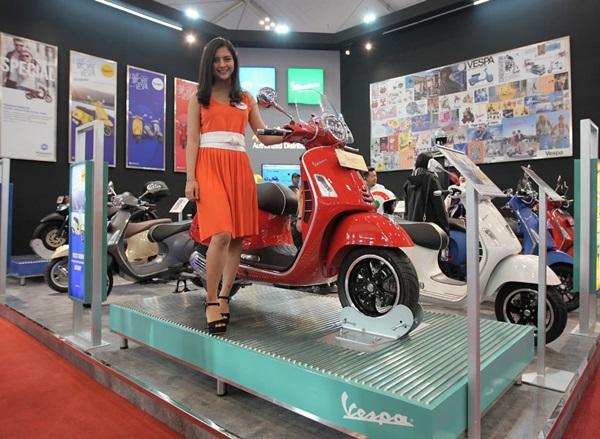 Penawaran Ekslusif Piaggio Indonesia Buat Pengunjung GIIAS 2019