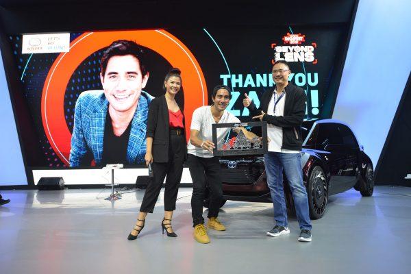 GIIAS 2019 : YouTuber Zack King Meriahkan Toyota Digifest