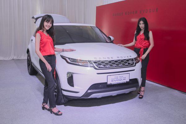 All New Range Rover Evoque Resmi Mendarat di Jakarta, Harganya Rp 1,7 Miliar