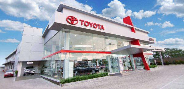 Signifikan, Toyota Auto2000 Resmikan 11 Dealer Sekaligus
