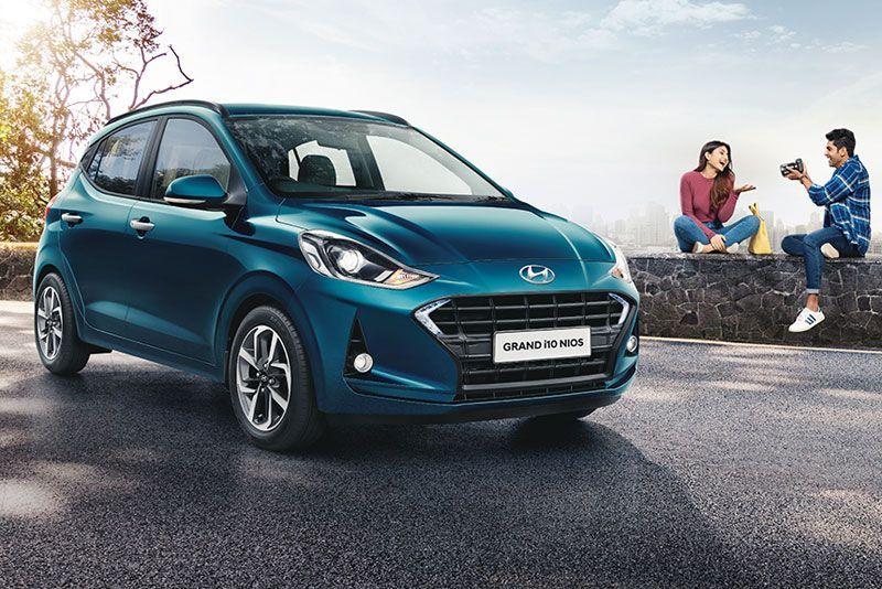 Hyundai Grand i10 Nios, Mobil Mungil, untuk Kaum Millennial