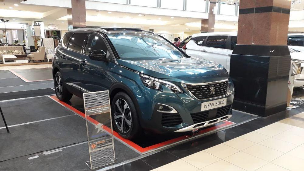 Mengintip Beragam Teknologi di SUV Milik Peugeot