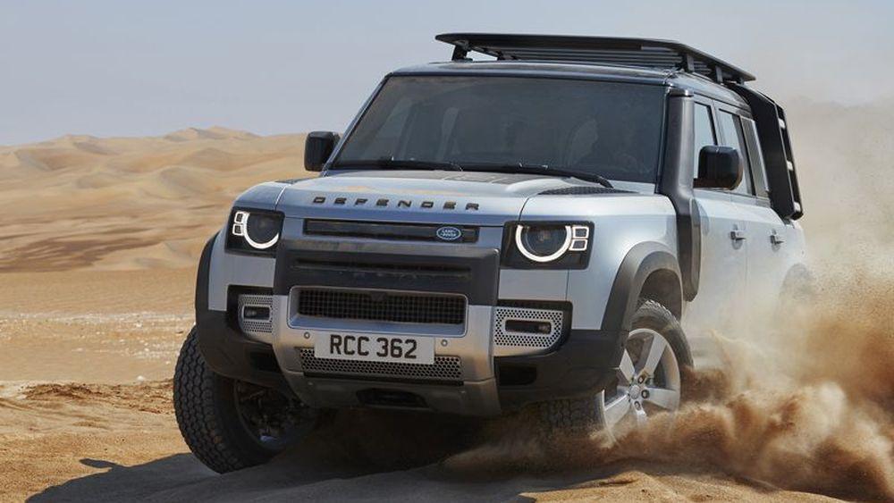 Land Rover Defender 2020 Diluncurkan, Tetap Tangguh dan Modern