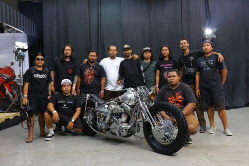 Harley-Davidson Bergaya Bobber Menangkan Kustomfest 2019