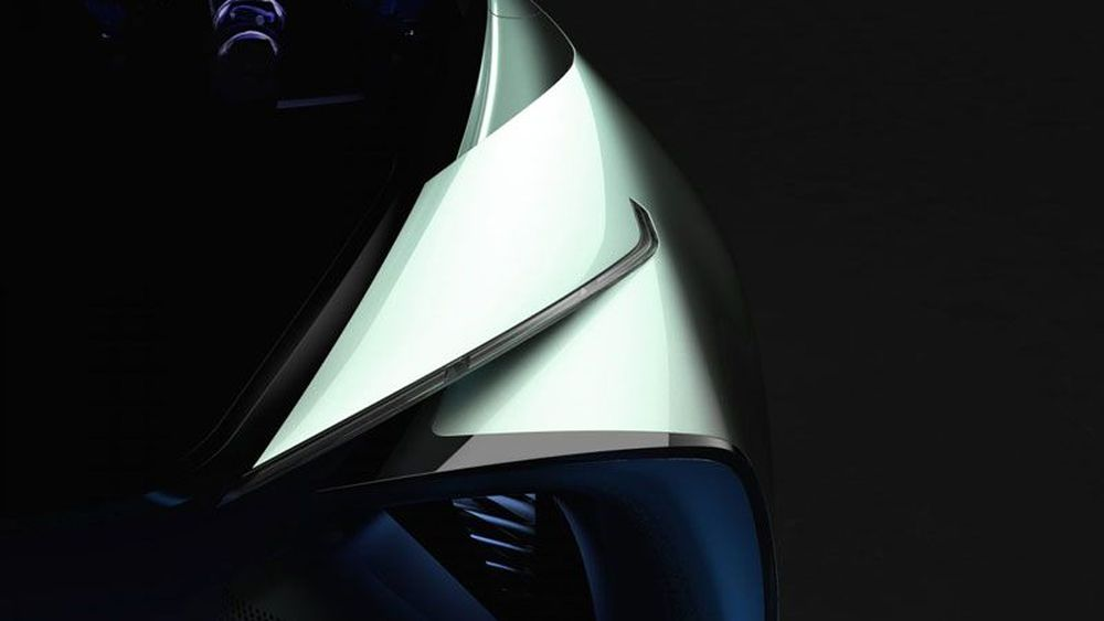 Lexus akan Pamer Konsep Mobil Listrik