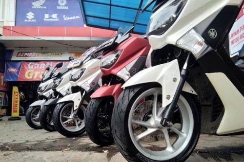 Harga Lengkap Aneka Pilihan Ban Yamaha NMax