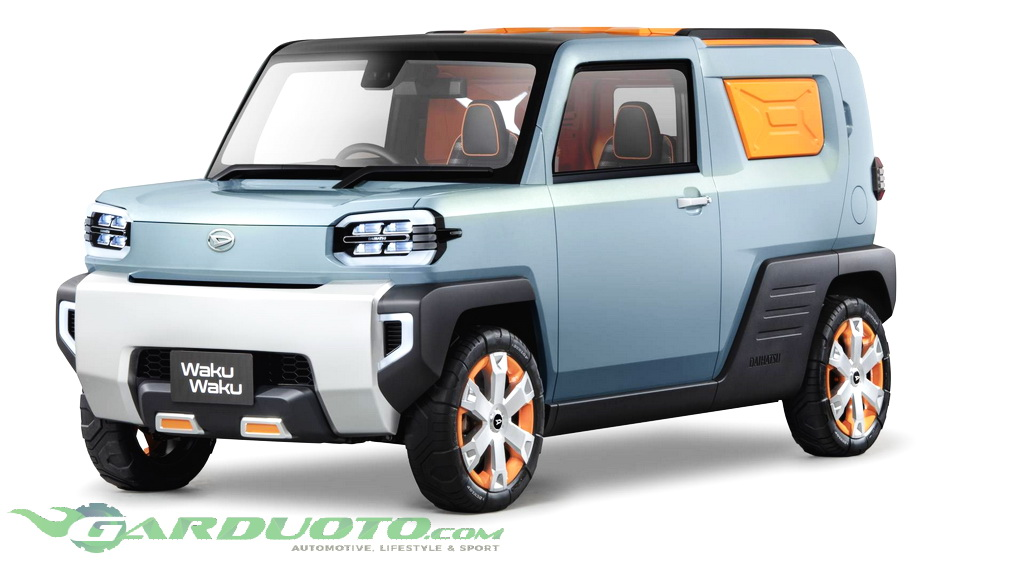 Daihatsu Siapkan Jajaran Mobil Konsep Unik, Salah Satunya Calon Pesaing Jimny