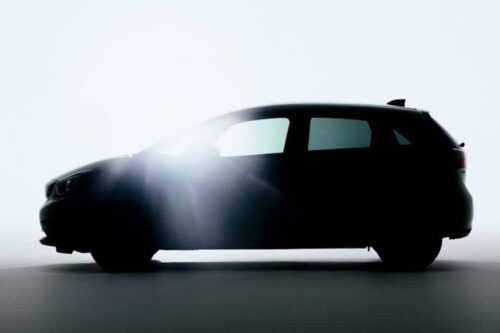 Honda Pamer Siluet Jazz Terbaru