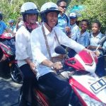 Warga di Kabupaten Asmat Sudah Lebih Dulu Pakai Sepeda Motor Listrik
